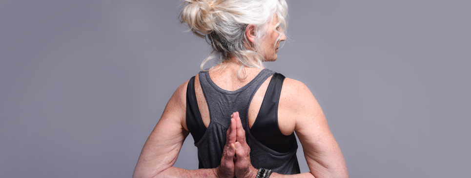 Yoga for Runners Founder, Christine Felstead