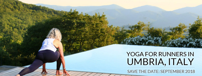 Yoga in Umbria