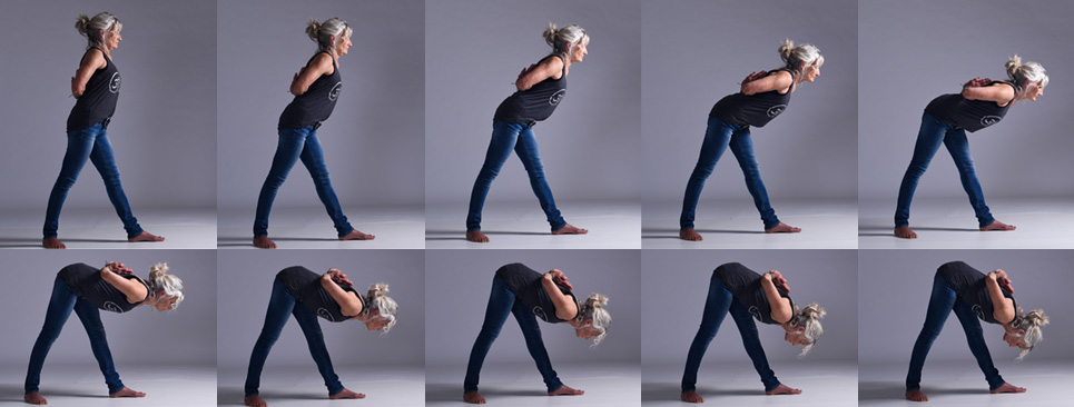 Yoga for Runners founder, Christine Felstead