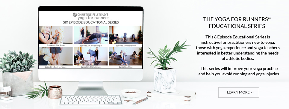 Yoga for Runners Educational Series