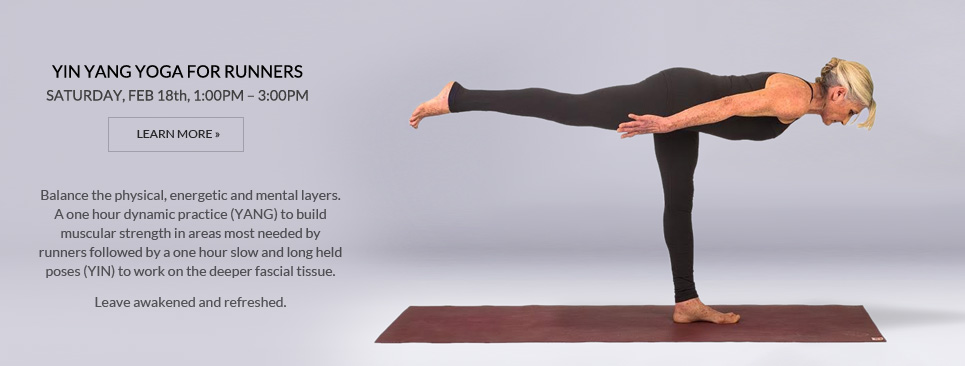Yin Yang Yoga For Runners | yogaforrunners.com