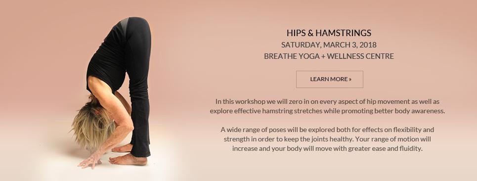 Hips & Hamstrings