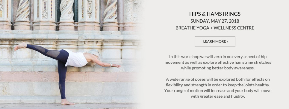 Hips & Hamstrings Workshop