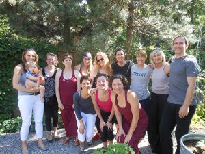 Yoga Teacher Training Group