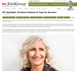 Julie Kinnear Feature July 2019