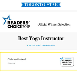 Toronto Star Reader's Choice 2019