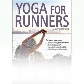 Yoga for Runners Book