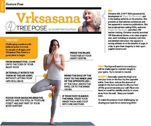 Sweat Equity Magazine - Tree Pose