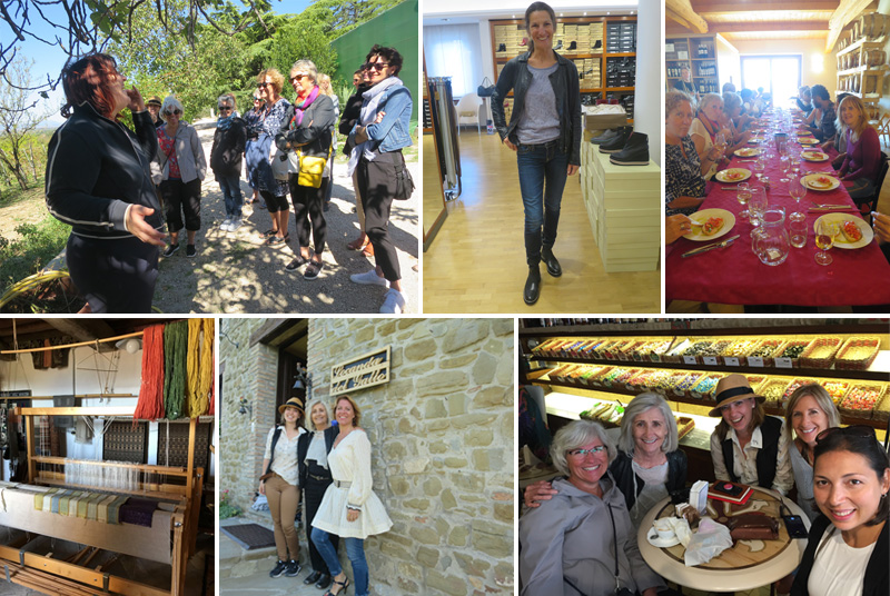 Retreat Excursions In Umbria Italy
