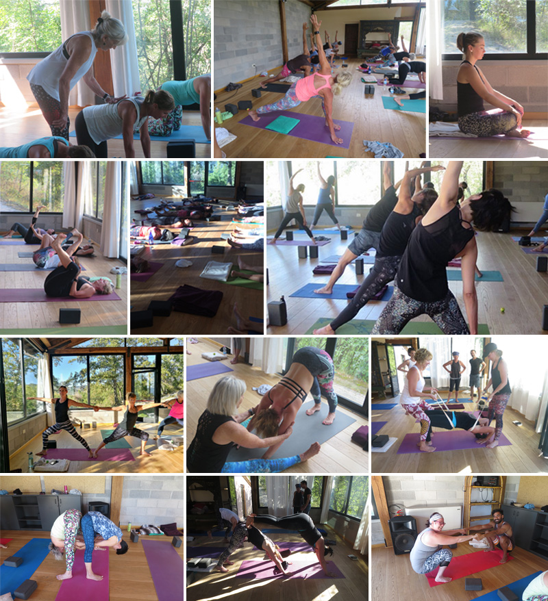 Yoga in Umbria Italy